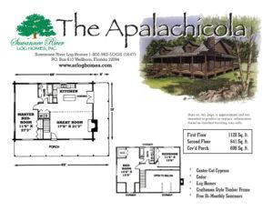 Apalachicola Log Homes