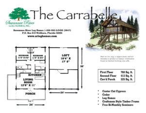 Carrabelle Log Homes