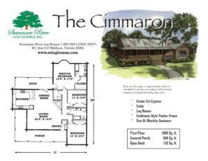 Cimmaron Log Homes