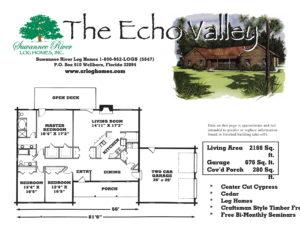 Echo Valley Log Homes