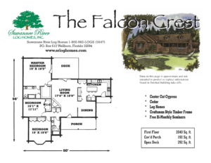 Falcon Crest Log Homes