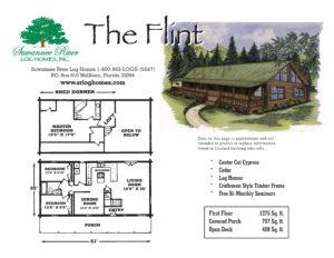 Flint Log Homes