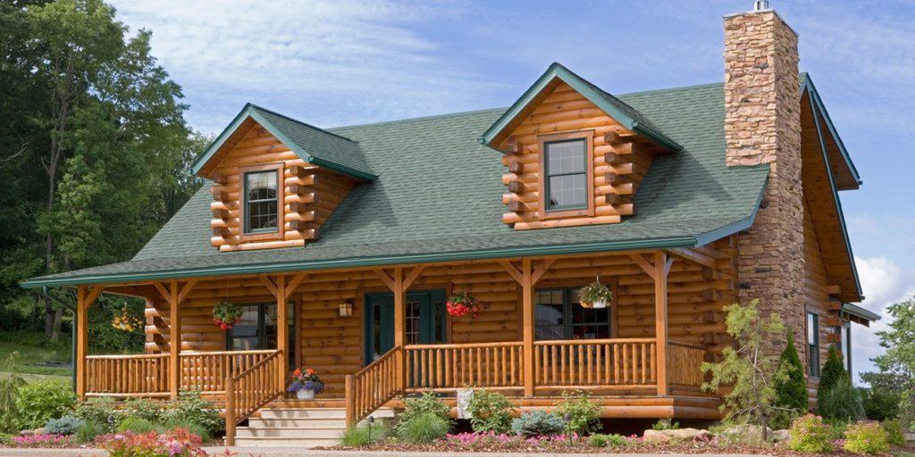 Florida Log Homes Builder