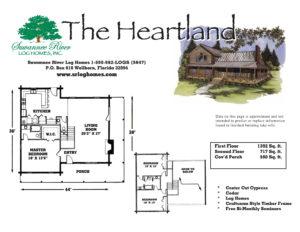 Heartland Log Homes