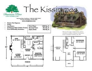 Kissimmee Log Homes