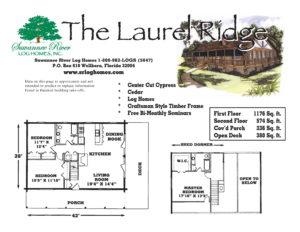 Laurel Ridge Log Homes