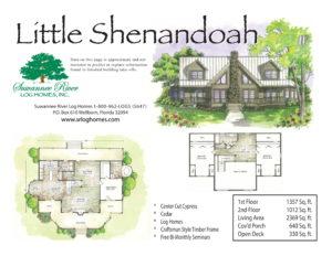 Little Shenandoah Log Homes