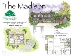 Madison Log Homes