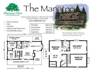 Manatee Log Homes