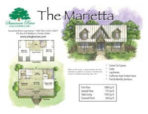 Marietta Log Homes