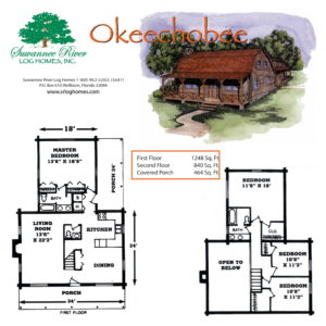 Okeechobee Log Homes