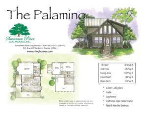 Palamino Log Homes
