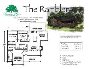 Rambler Log Homes