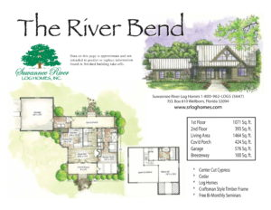 River Bend Log Homes