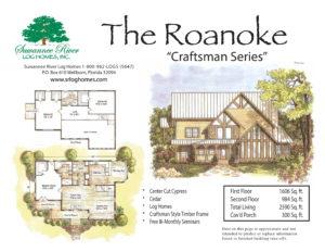 Roanoke Log Homes